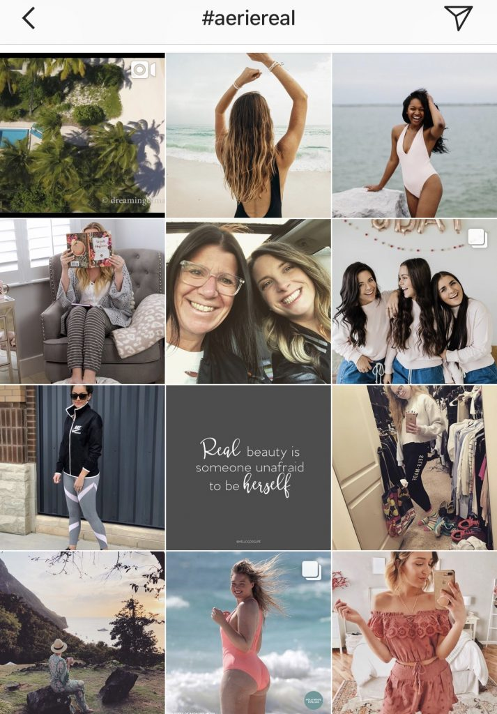 aeriereal on instagram