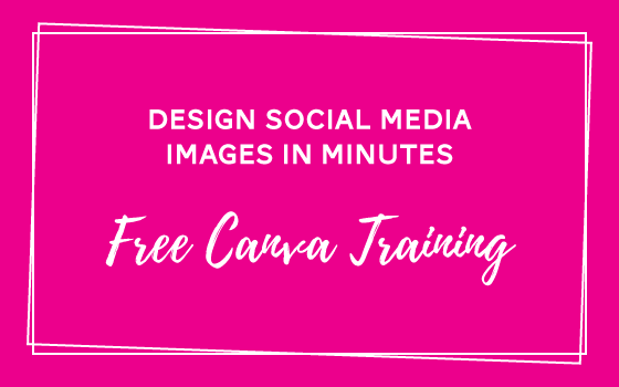 Free Canva Training